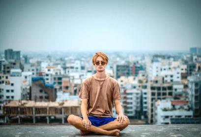 промяна и прочистване на мислите